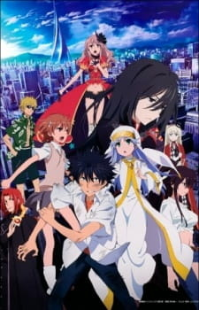 Toaru Majutsu no Index-tan Movie: Endymion no Kiseki - Ga Attari Nakattari