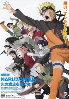 Naruto: Shippuuden Movie 3 - Hi no Ishi wo Tsugu Mono