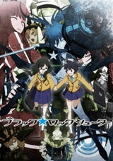 Black★Rock Shooter (TV)