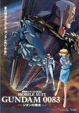Mobile Suit Gundam 0083: The Fading Light of Zeon
