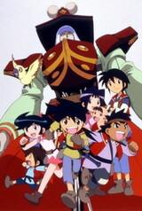 Karakuri Kiden: Hiwou Senki