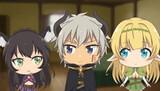 Isekai Maou to Shoukan Shoujo no Dorei Majutsu Ω Mini Anime