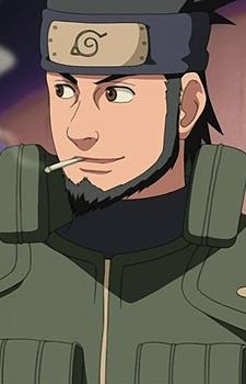 Асума Сарутоби / Asuma Sarutobi