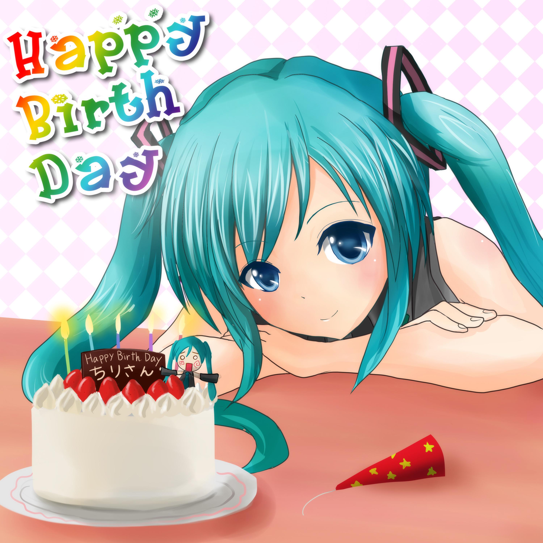 Дни рождения персонажей