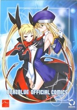 BlazBlue Official Comics